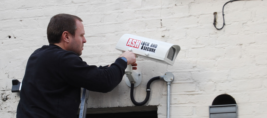 Commercial CCTV Fitting