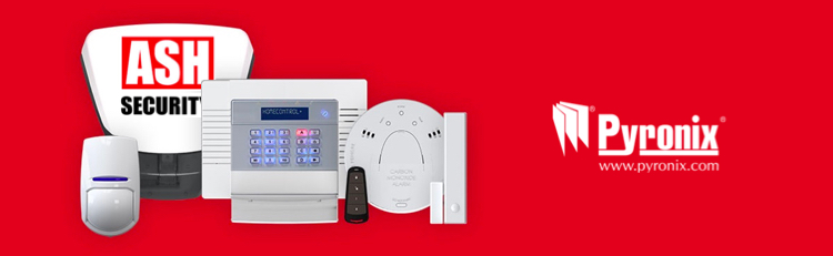 Home Security & Burglar Alarms by ASH Security